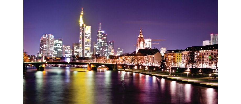 Frankfurt with Singapore Airlines