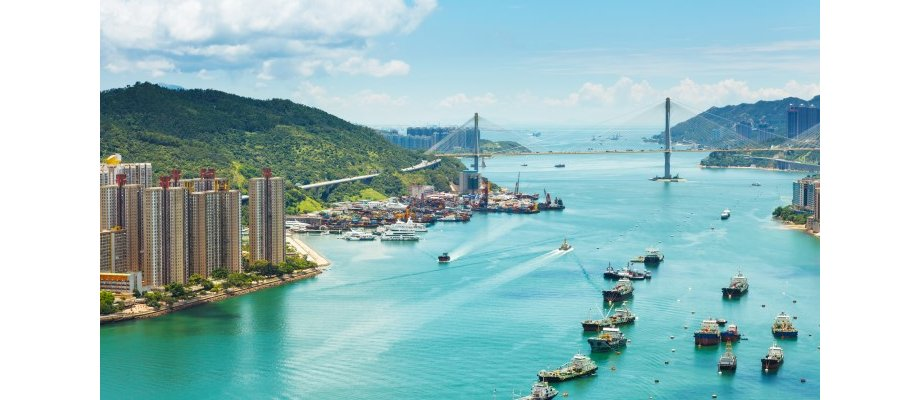 Hong Kong with Air New Zealand