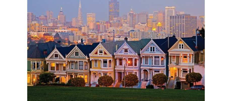 San Francisco with Air New Zealand