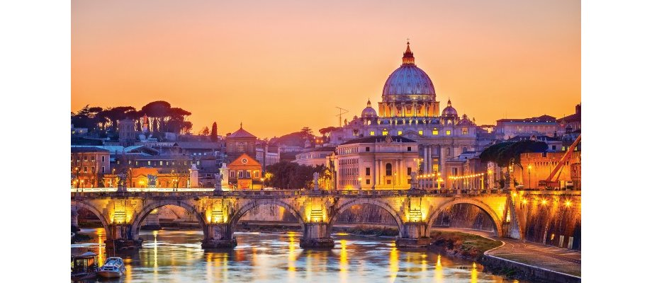 Rome with Emirates
