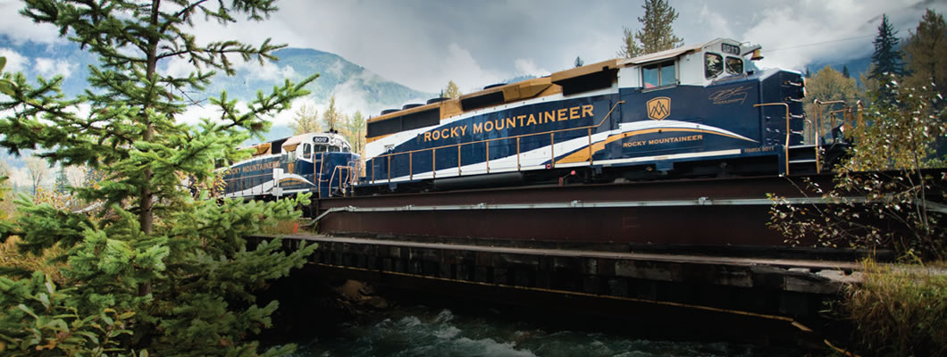 Alaska by Sea, Canada by Train