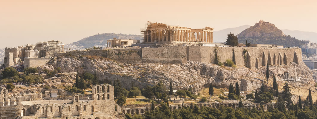 Grand Voyage from Athens to London
