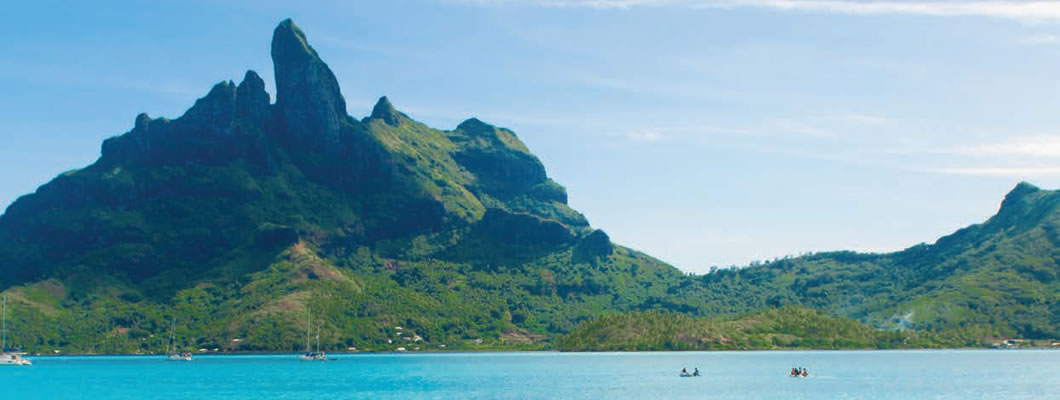 Cruise Tahiti & the Cook Islands