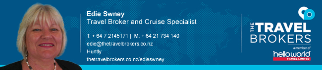 Travel Professional Edie Swney - Huntly