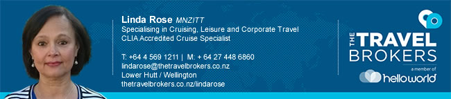 The Travel Brokers Travel Professional Linda Rose - Lower Hutt