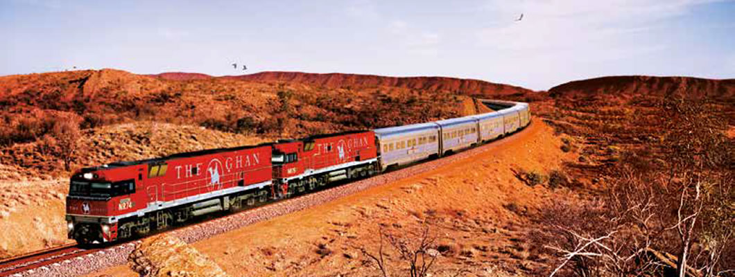 The Ghan - 7 Days Ultimate Outback Rail Journey