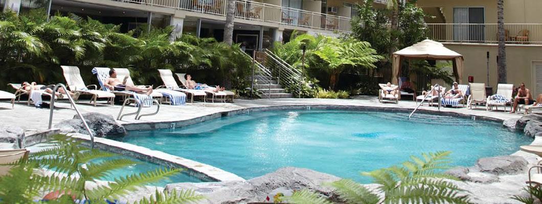 Aloha Hawaii - Courtyard Marriott Waikiki