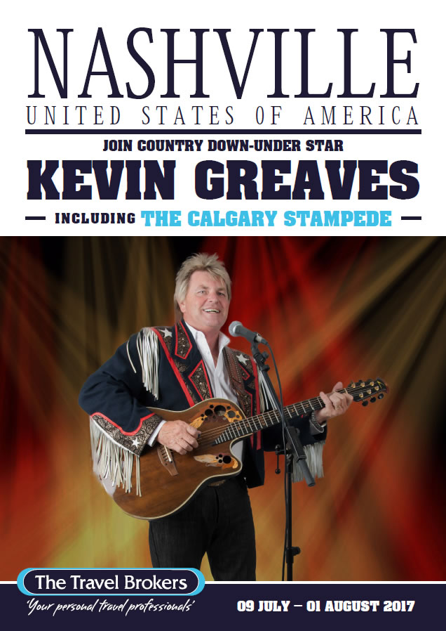 Kevin Greaves USA