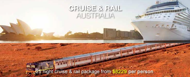 Cruise & Rail Australia