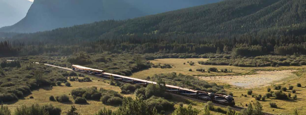 Rocky Mountaineer - 2019 Add Ons Guide