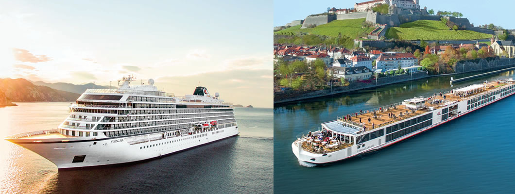 Combine an Ocean & a River Cruise with Viking